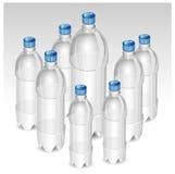 met le plastique en bouteille