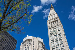 The Met Life Tower Royalty Free Stock Image
