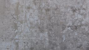 Met littekens bedekte Cement Concrete achtergrondbehangtextuur stock foto's