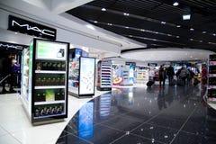 Met vrijstelling van rechten winkelend, Stanstead Stock Fotografie