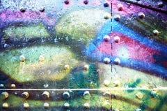 Metaal beelden stock illustratie
