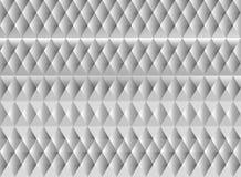 Metaal diamantachtergrond Royalty-vrije Stock Afbeelding