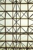 Metaal & Glasnetwerk Royalty-vrije Stock Foto's