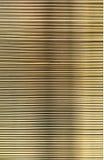 Metaal golfblad, textuur, Royalty-vrije Stock Foto