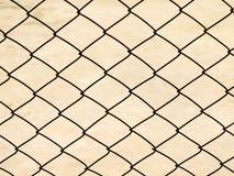 Metaal netto voor achtergrond stock foto