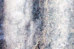 Metaal oppervlakte Royalty-vrije Stock Afbeeldingen