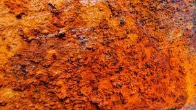 Metaal, roest, corrosie, vat, container Royalty-vrije Stock Foto