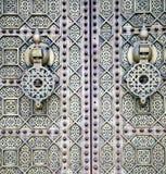 metaal roestig bruin Marokko in het brons van Afrika Royalty-vrije Stock Afbeelding