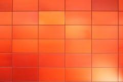 Metaal Rood Stock Foto