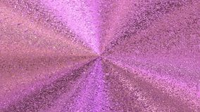 Metaal Roze Lichtstralen vector illustratie