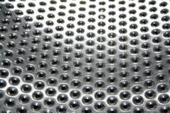 Metaal textuur Stock Afbeelding