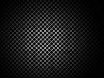 metaal textuur/patroon met gaten Stock Afbeeldingen