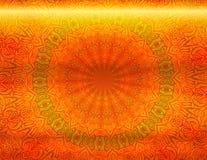 Metaal van de Batik behang Als achtergrond Royalty-vrije Stock Afbeeldingen