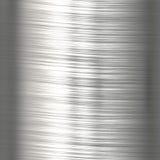 Metaalachtergrond of textuur Stock Afbeelding