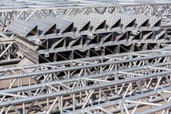 Metaalbouw royalty-vrije stock afbeelding