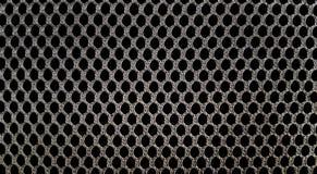 Metaalgratings van staal wordt gemaakt dat Stock Foto