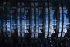 Metaalmateriaal (ijzer) Stock Afbeeldingen