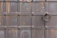 Metaalpoorten stock fotografie