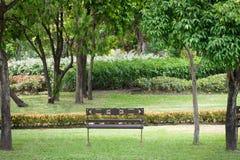 Metaalstoel Royalty-vrije Stock Foto