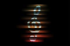 Metaaltextuur Muzikale Achtergrond vector illustratie