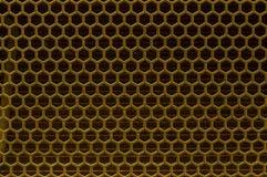 Metaalzeshoeken Stock Fotografie