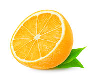 Metade da laranja Imagem de Stock