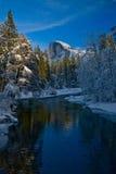 Metade de Yosemite feita Fotos de Stock