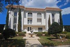 Metairie, mansión de New Orleans Foto de archivo