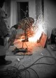 Metalúrgicos Fotografía de archivo