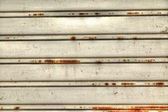 Metal żaluzja Zdjęcia Stock