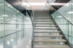Metal лестницы Стоковые Фото