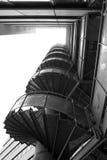 metal лестницы Стоковые Изображения RF