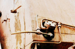Metal пробки Стоковая Фотография RF