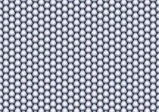 Metal решетка иллюстрация вектора