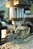 Metal сверло стоковые изображения rf