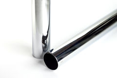 Metal трубы Стоковое Изображение RF