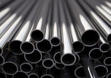 Metal трубы Стоковые Фотографии RF