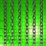 Metal цепи Стоковое фото RF