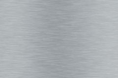 Metal. Brushed metal texture abstract background Stock Photography