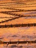 Metal Obraz Stock
