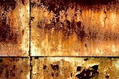 metal 3 stary Zdjęcia Royalty Free