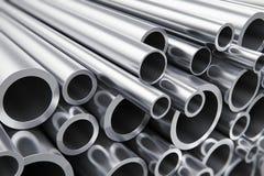 Metal трубы Стоковые Изображения