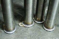 Metal трубы Стоковая Фотография RF