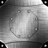 Metal Imagen de archivo