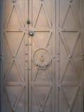 двери metal старая Стоковые Фотографии RF