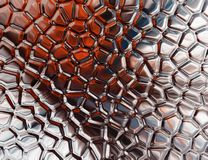 Metal abstract background Stock Photography