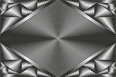Metal abstract background Royalty Free Stock Images