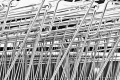 Metal abstract Royalty Free Stock Image