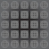 Metal abstract gray and wight texture Stock Photography