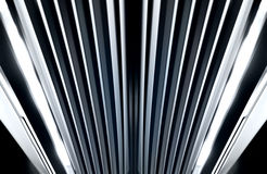 Metal abstract illustration for design Stock Photos